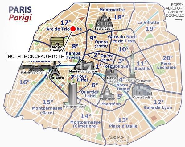 Hotel Paris Grands Magasins